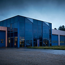 Volvo Truck Center Kampenhout