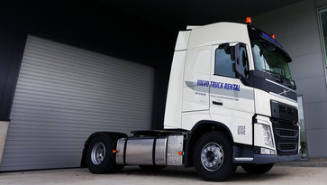 Volvo Trucks Rental