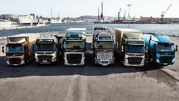 Trucks Dealer Site Volvo Trucks