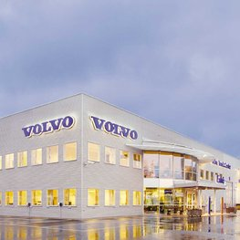 Volvo Truck Center Antwerpen
