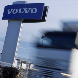 Volvo Truck Center Olen