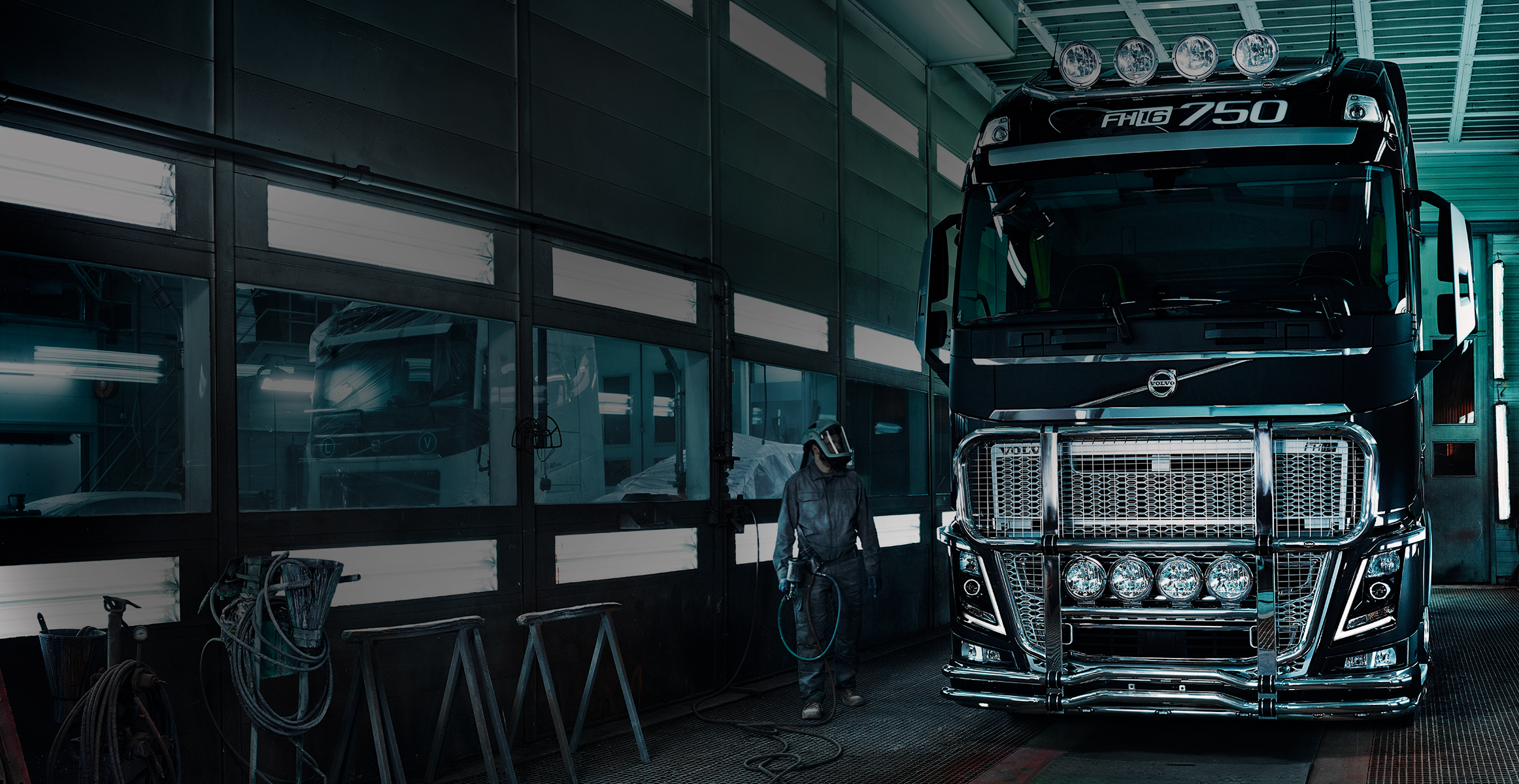 volvo trucks master thesis Functional safety manager at volvo trucks  my master thesis project was on the  topic 'concept study of a diesel-electric hybrid powertrain for long truck.