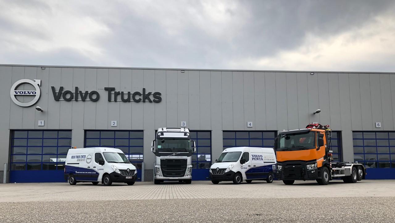 Volvo Group Truck Center Hulst
