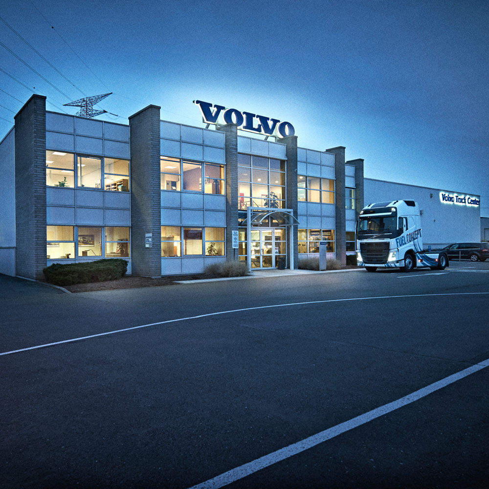 Volvo Truck Center Brussel