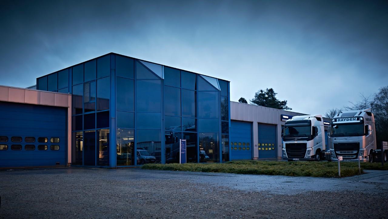Volvo Truck Center Kampenhout