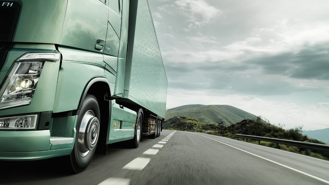 Lees het Volvo Trucks magazine