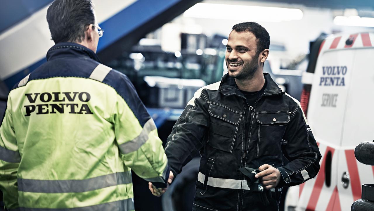 Volvo Penta garantie